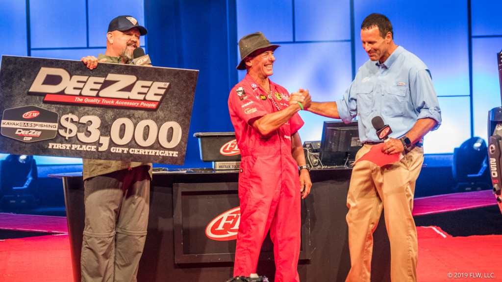 Image for Jackson Crushes on Day One of FLW-KBF Cup