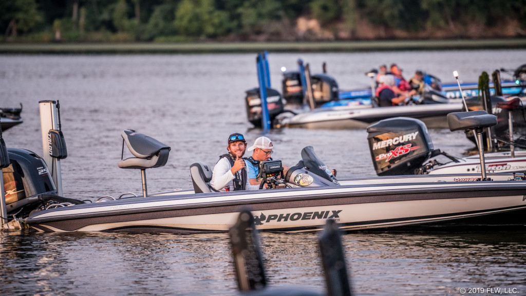Image for Potomac River Readies for Toyota Series Event