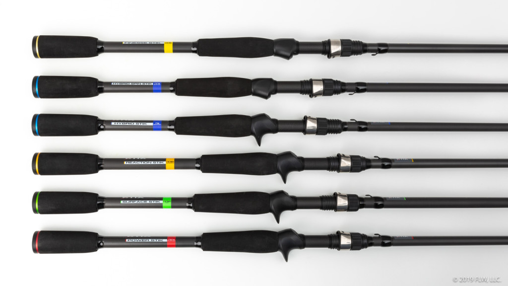Image for Review: STIX Fishing Rods