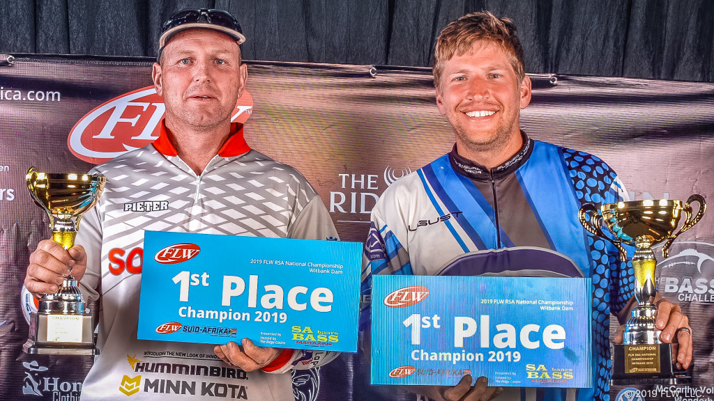 Image for Khourie, Lingnau Win 2019 FLW South Africa Championship