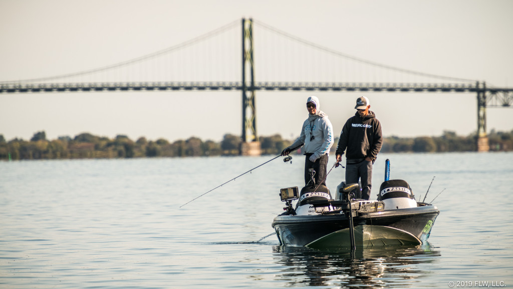 Image for Top 5 Patterns from the St. Lawrence River – Day 1