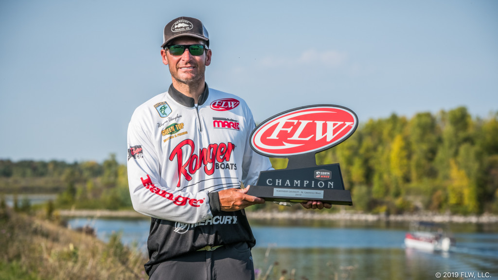 Image for Vaughan Gets Dream Win on St. Lawrence