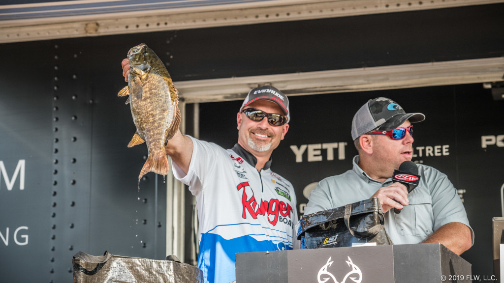 Image for Dobson Wins First FLW Series AOY