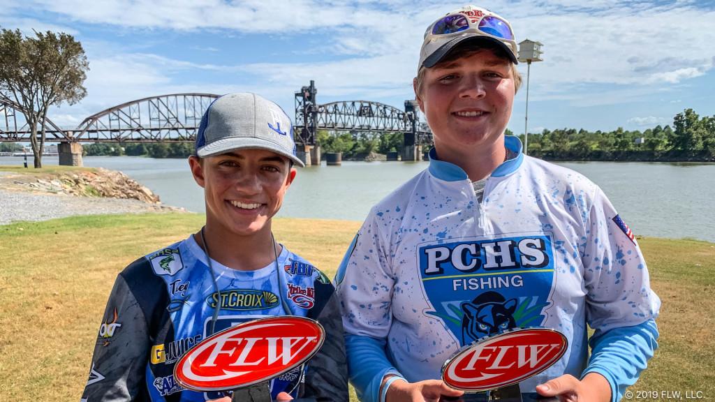 Image for Pinckneyville Wins Arkansas River Open