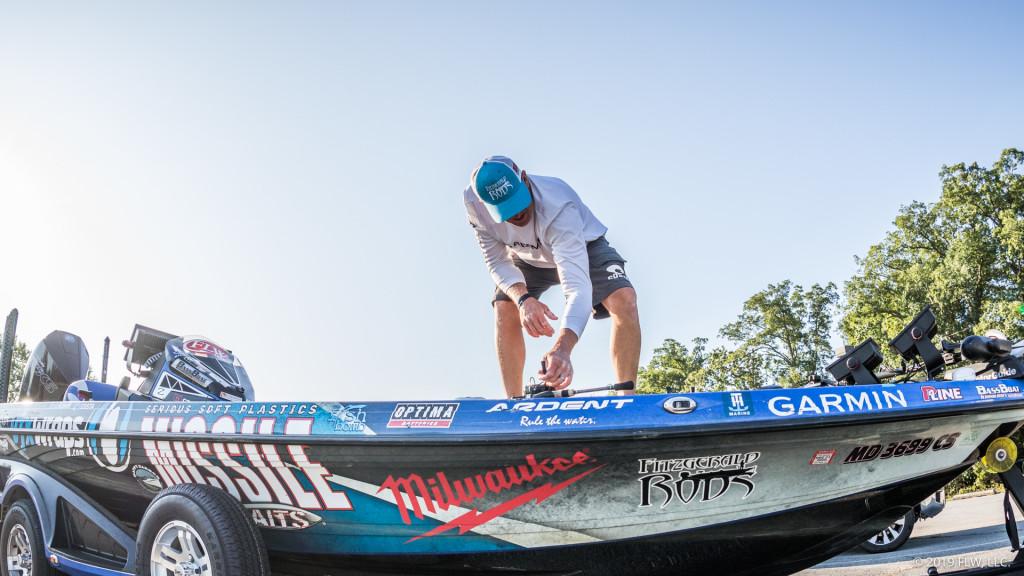 Image for How Schmitt Targets Late-Summer Tidal Bass