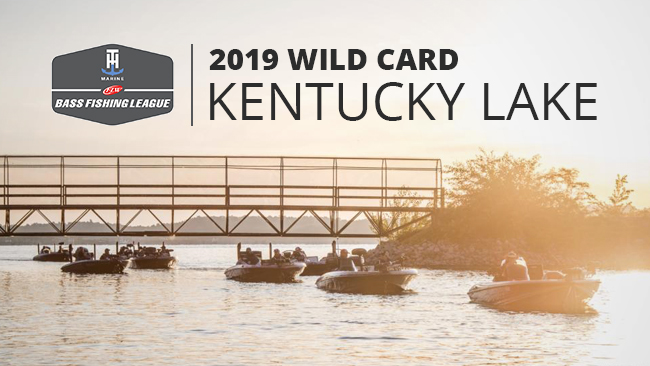 Image for FLW Announces Kentucky Lake as Venue for 2019 BFL Wild Card Tournament