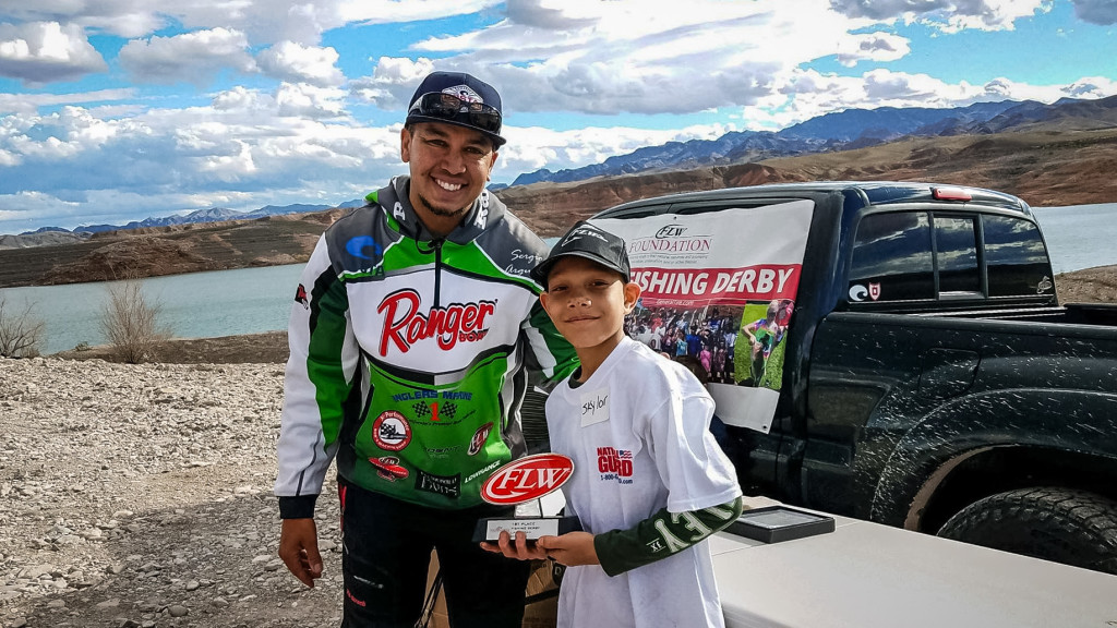 Image for FLW Foundation Volunteers Have a Big Impact on Youth