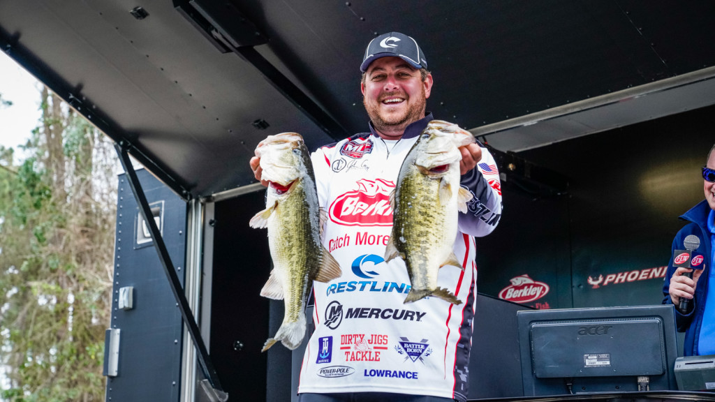 Image for Cox Leads with 21 at Rayburn