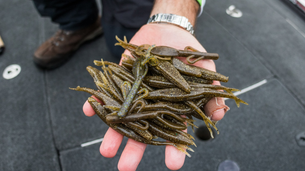 Image for Top 10 Baits from Sam Rayburn