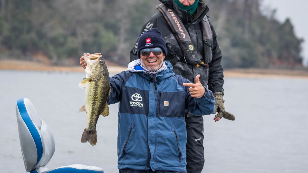 Image for Top 5 Patterns from Toledo Bend – Day 1