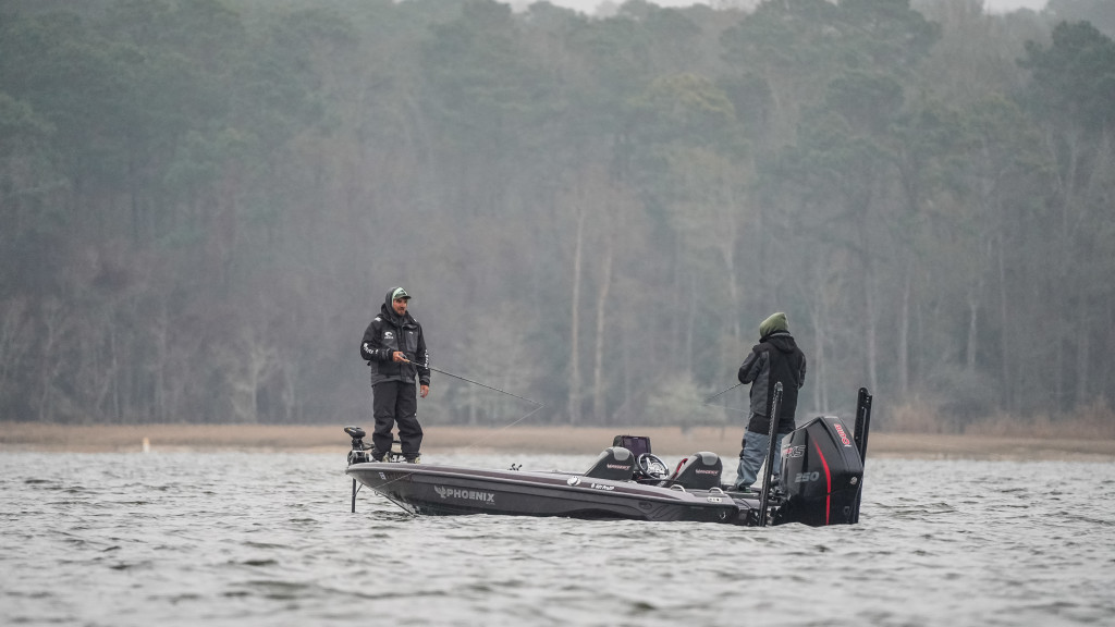 Image for Top 5 Patterns from Toledo Bend – Day 2