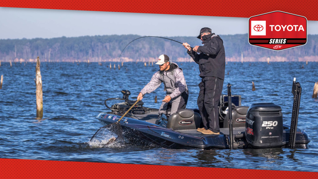 Image for Co-angler Opportunities Expand in Toyota Series