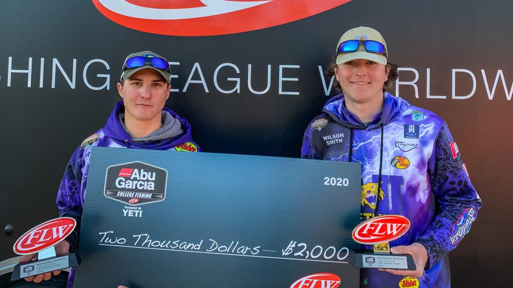 Image for Bethel University Finishes Top Three Teams at Abu Garcia College Fishing presented by YETI Season Opener on Lake Seminole