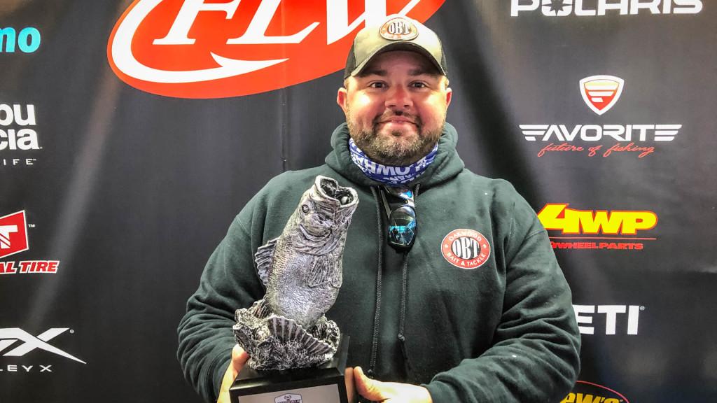 Image for Buford, Georgia's Dover Wins Phoenix Bass Fishing League Tournament on Lake Keowee
