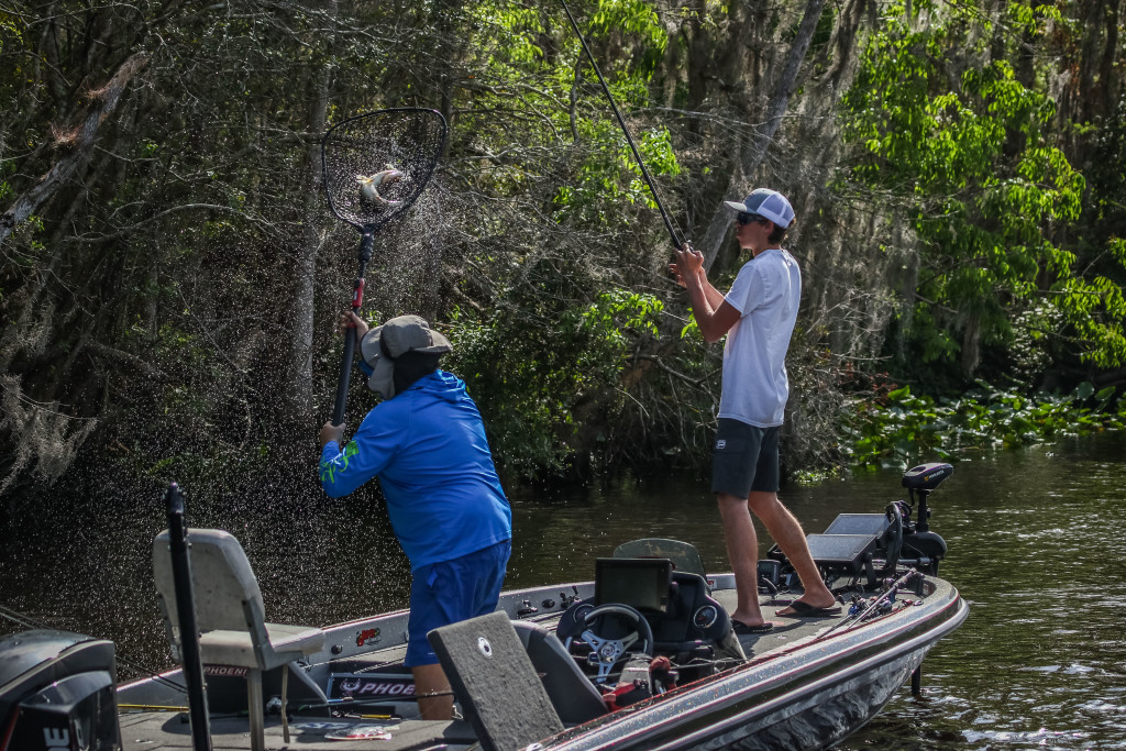 Image for St. Johns River Midday Update – Day 1