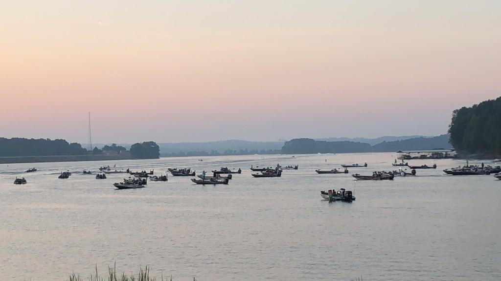 Image for Lake Hartwell Set to Host Toyota FLW Series Tournament