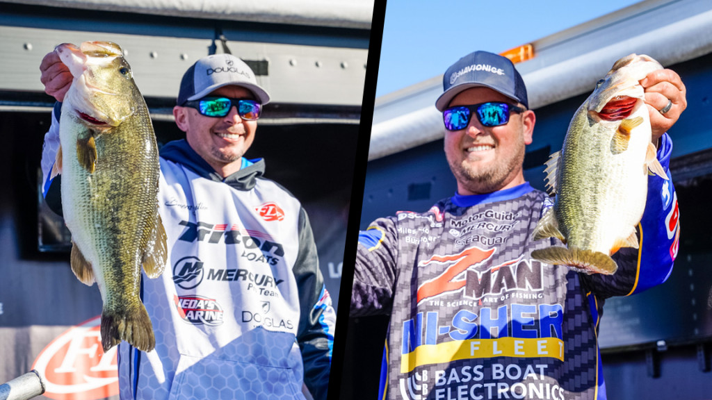 Image for Butler, Burghoff Tied for Chickamauga Lead