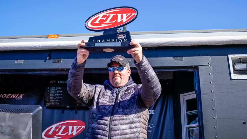 Image for Bristol's Neece Jr. Wins Toyota Series Tournament at Lake Chickamauga