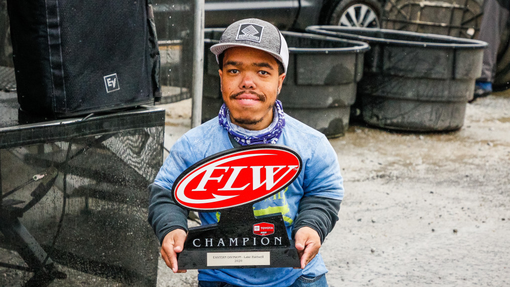 Image for Williams Grabs Hartwell Co-angler Victory