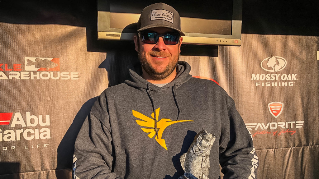 Image for Georgia's Hicks Wins Phoenix Bass Fishing League Event on Lake Chickamauga