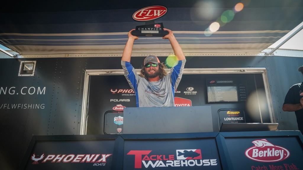 Image for Lake Placid's Medlock Wins Toyota Series Tournament at Lake Okeechobee