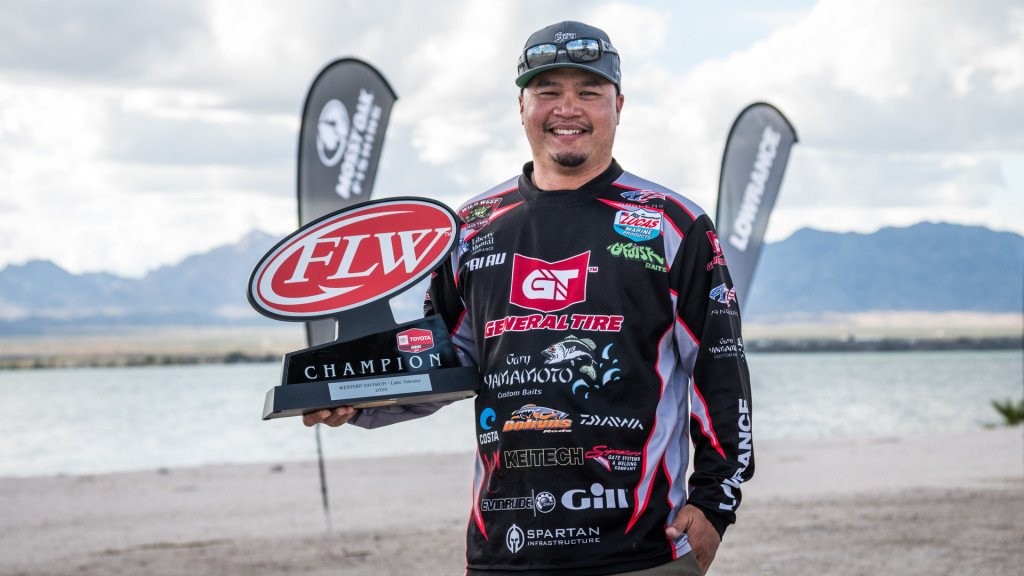 Image for Glendale's Au Leads Wire-to-Wire, Wins Toyota Series Tournament at Lake Havasu