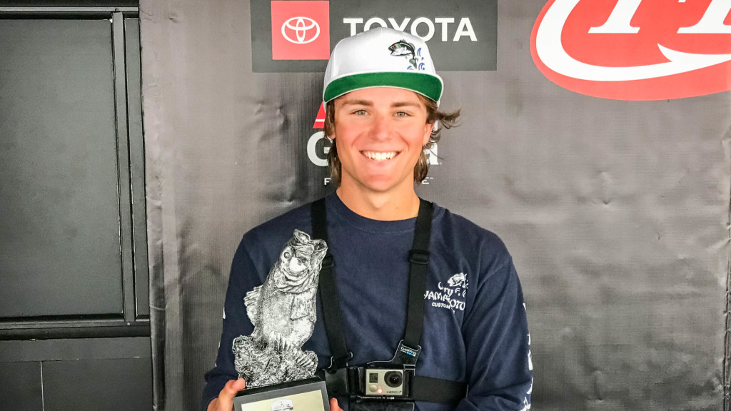 Image for Lynchburg's Dice Wins Phoenix Bass Fishing League Event on Smith Mountain Lake