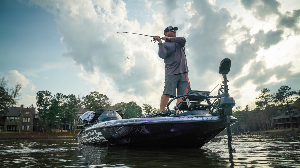 Image for Practice Report: Lake Martin