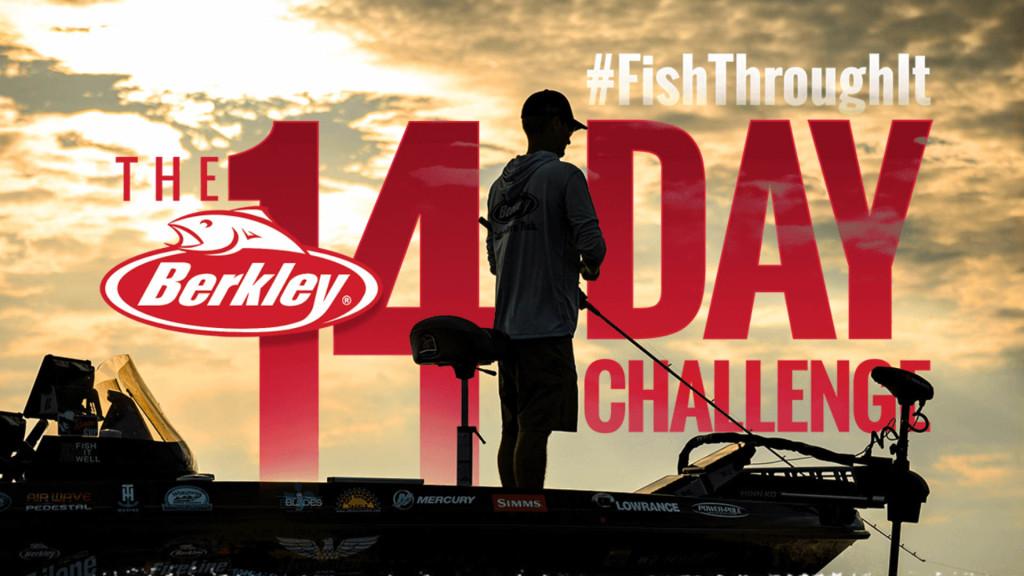 Image for Berkley Announces Fish Through It Challenge