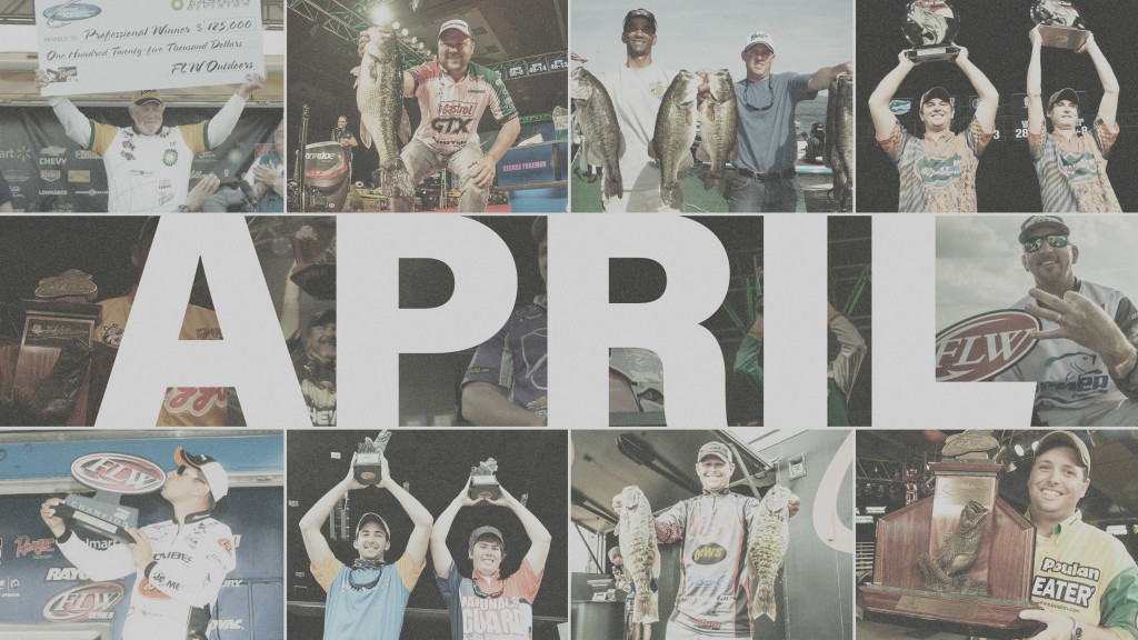Image for FLW's Top April Moments