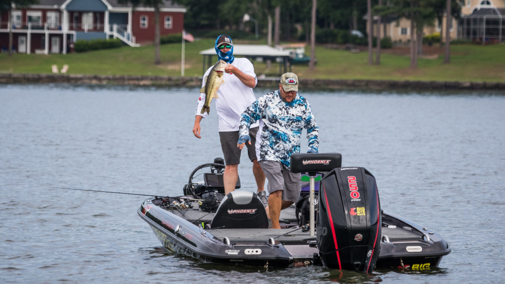 Image for Lake Eufaula Top 5 Patterns – Day 1