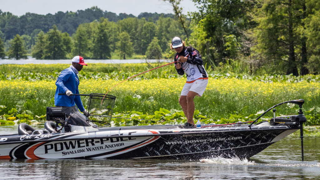 Image for Lake Eufaula Midday Update – Day 2