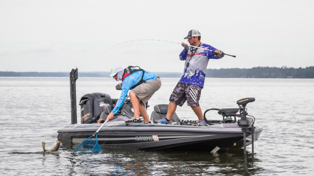 Image for Lake Eufaula Midday Update – Day 3