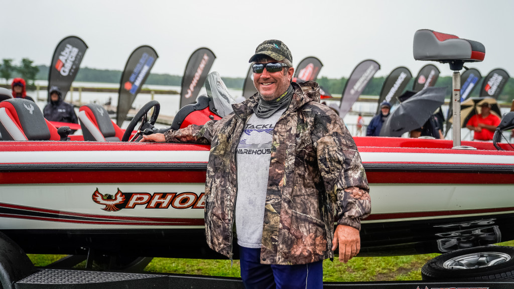 Image for Co-angler Lewis Wins at Eufaula