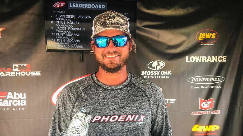 Image for Drew Benton Wins Saturday, Kyle Welcher Wins Sunday at Phoenix Bass Fishing League Double-Header on Lake Eufaula