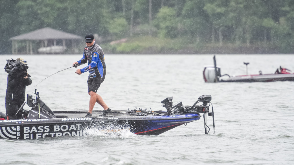 Image for Lake Chickamauga Day 1 Coverage