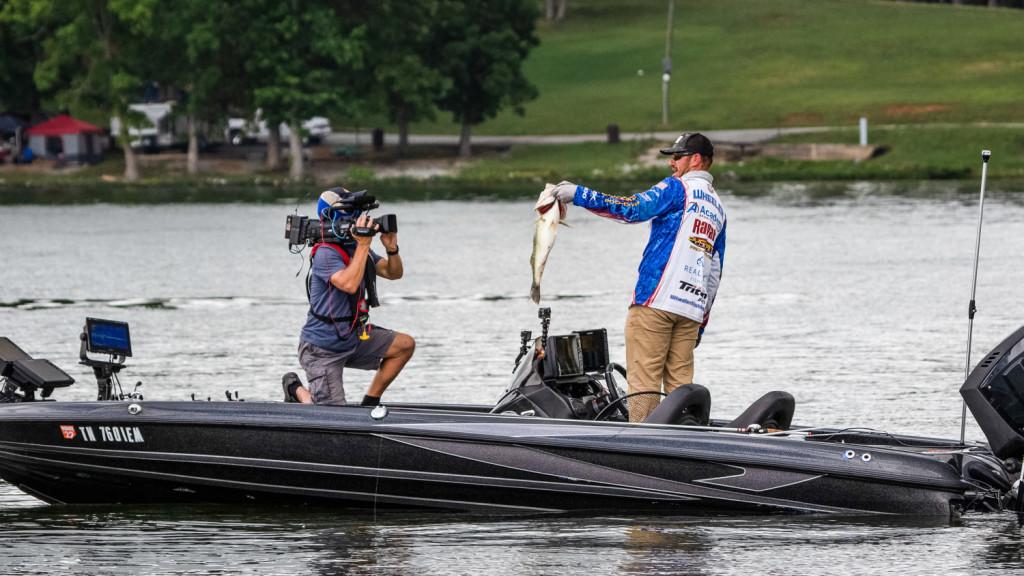 Image for Lake Chickamauga Day 4 Coverage