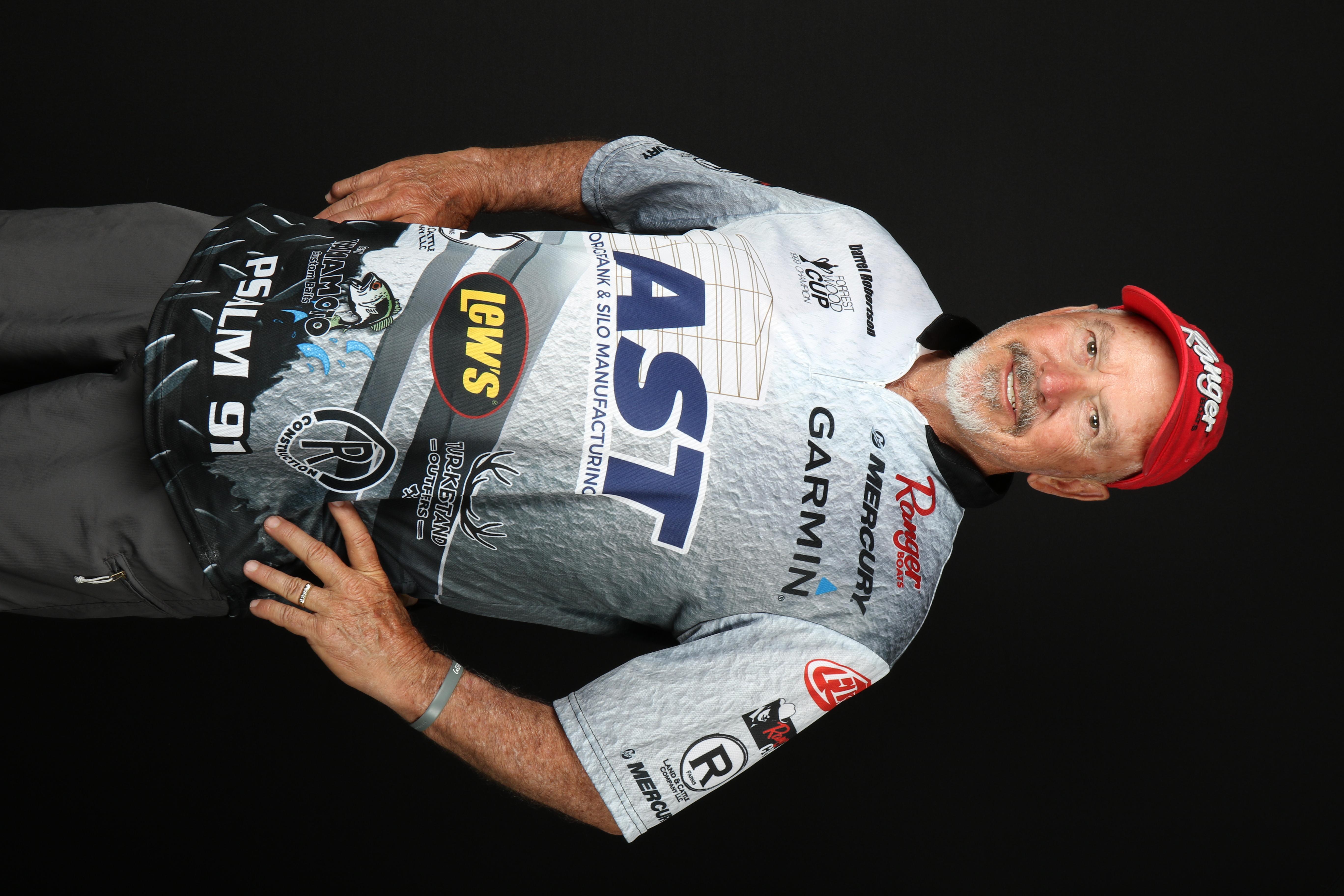 MLF Darrel Robertson Profile