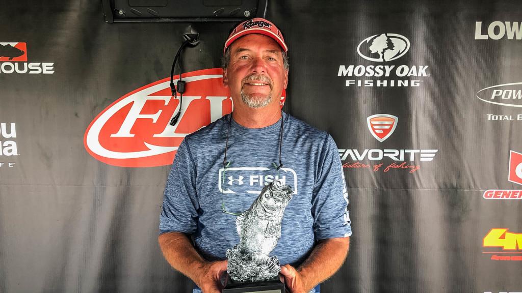 Image for Richmond's Seal Wins Phoenix Bass Fishing League Tournament on Ohio River