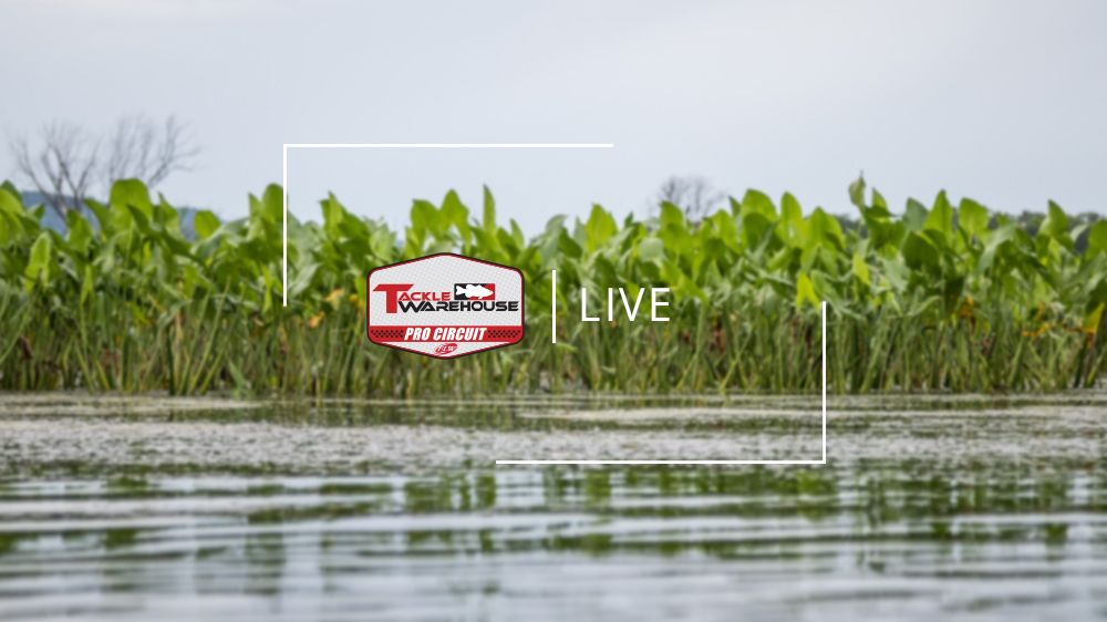 Image for FLW Live Schedule for the Mississippi River