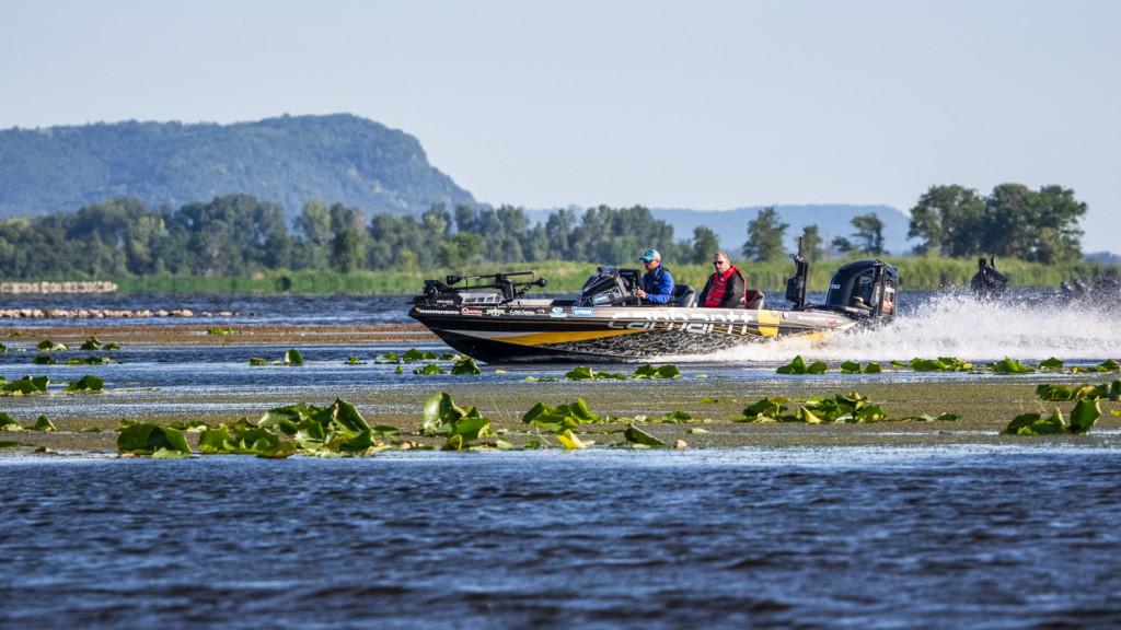 Image for Mississippi River Day 2 Coverage