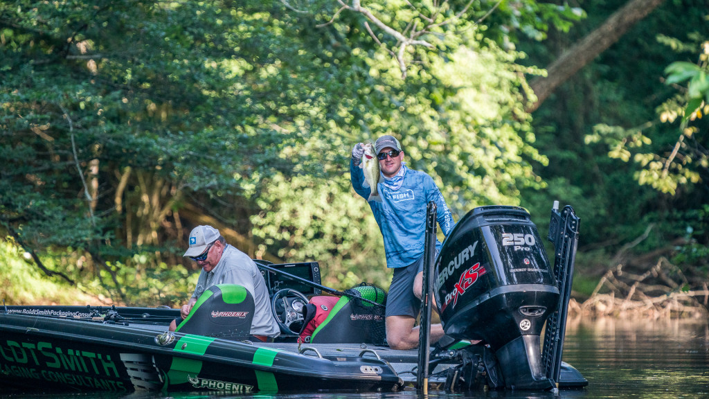 Image for Wheeler Lake Midday Update – Day 2