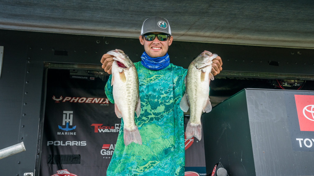 Image for Culpepper Captures Co-Angler Win