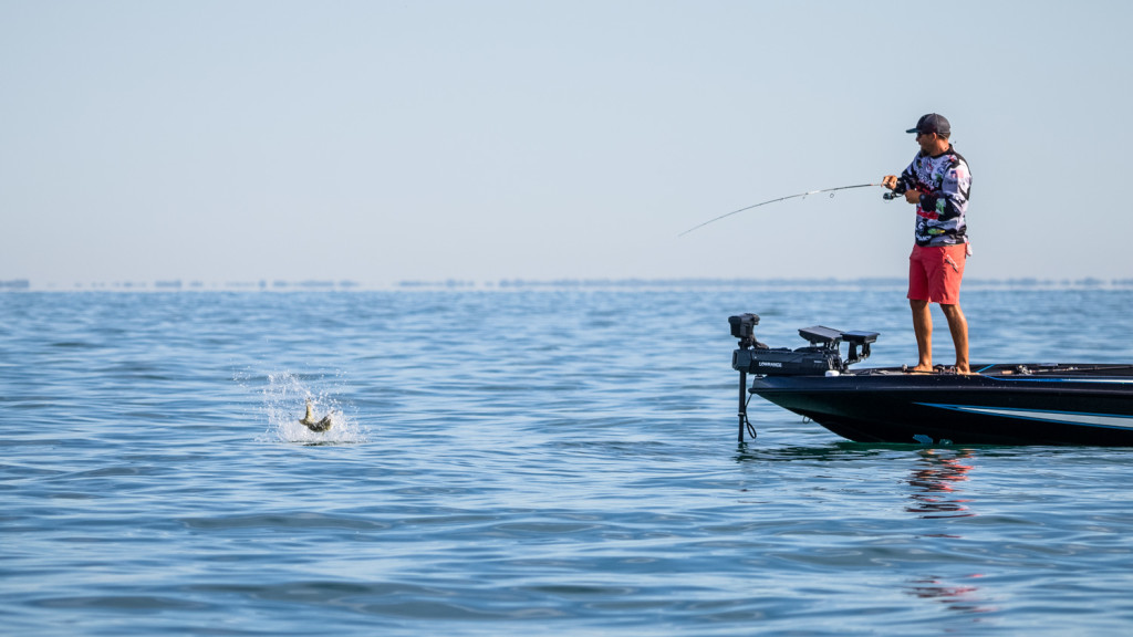 Image for Lake Erie Day 2 Coverage