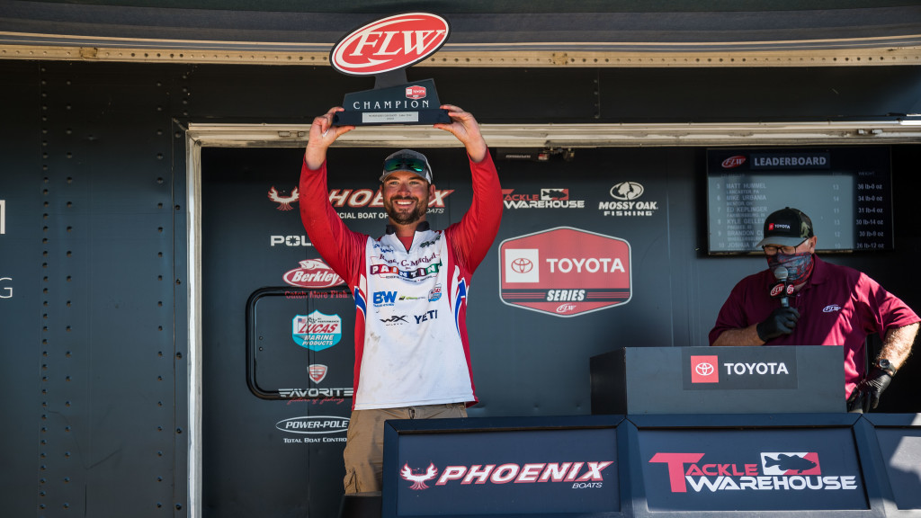 Image for Delaware's Mitchell Wins Toyota Series Northern Division Event on Lake Erie