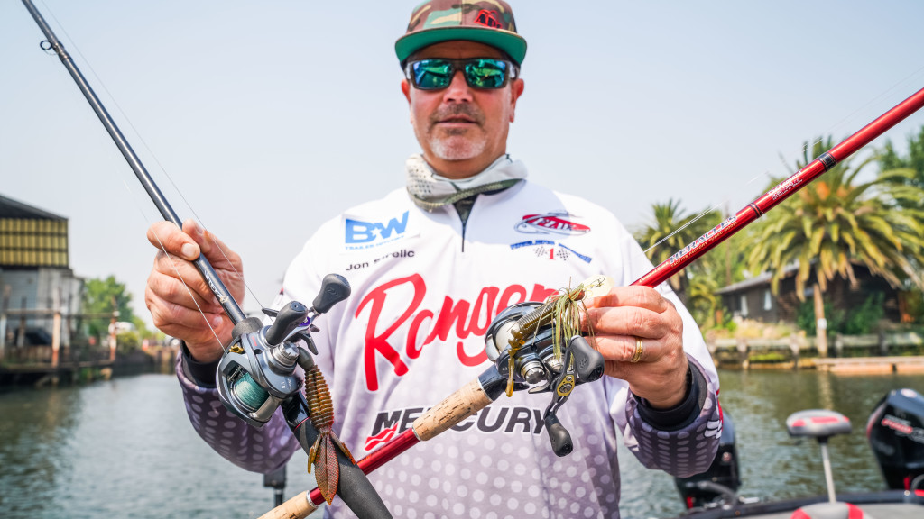 Image for Top Patterns and Baits from the Cal Delta