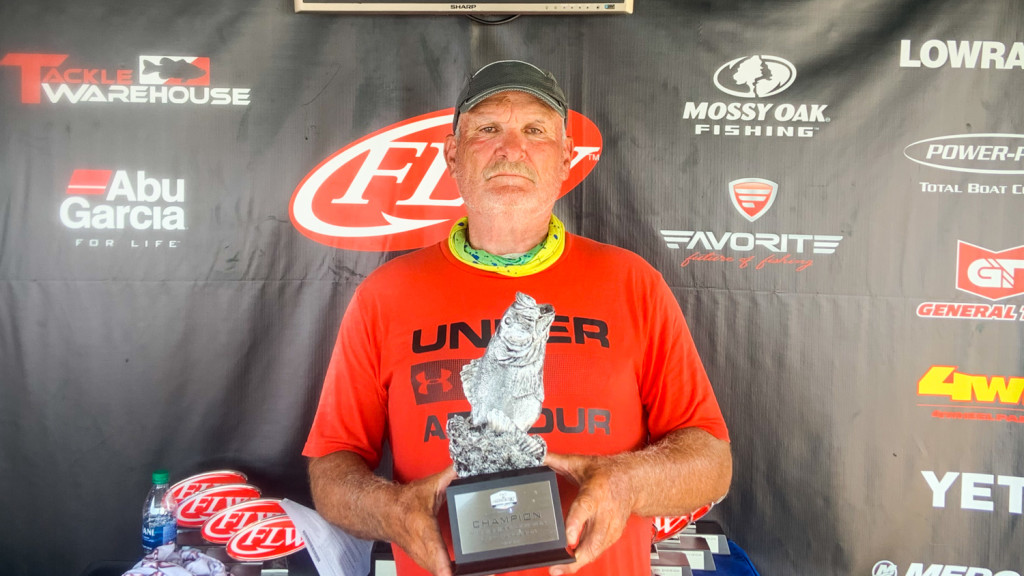 Image for Dundee's Jordan Wins Phoenix Bass Fishing League Tournament on Lake Ferguson
