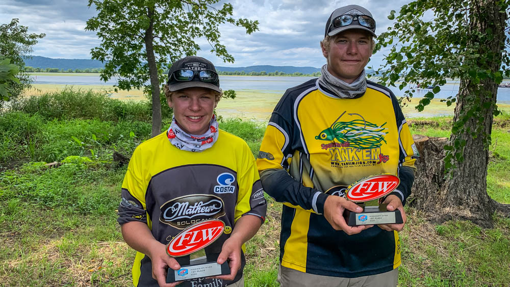 Image for Sparta High School Wins FLW High School Fishing presented by Favorite Fishing Mississippi River Open