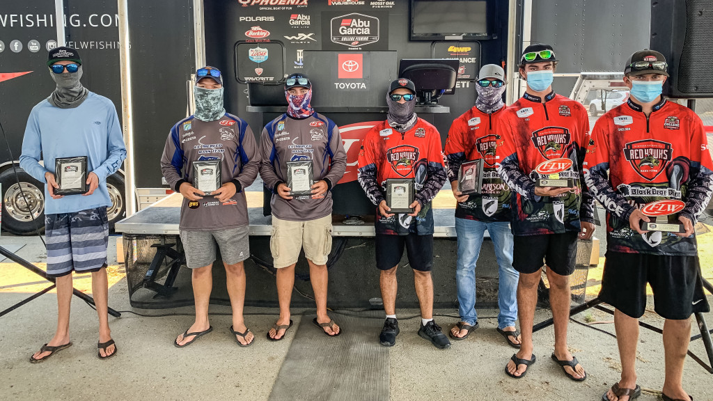 Image for Simpson University Wins Abu Garcia College Fishing presented by YETI Tournament on California Delta