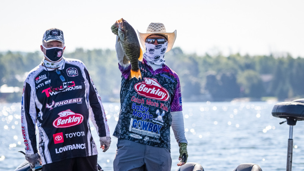 Image for Cifuentes Wins Qualifying Round on Day Four at Tackle Warehouse TITLE presented by Toyota at Sturgeon Bay